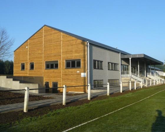 Longlier – Salle polyvalente et buvette football
